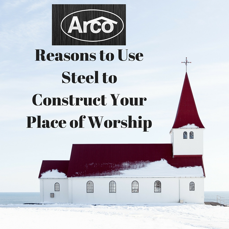 steel church buildings