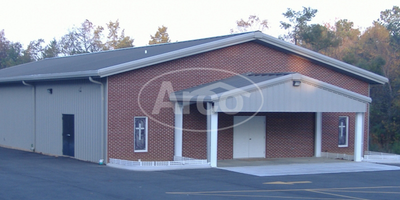 Church Steel Buildings Arco Building System