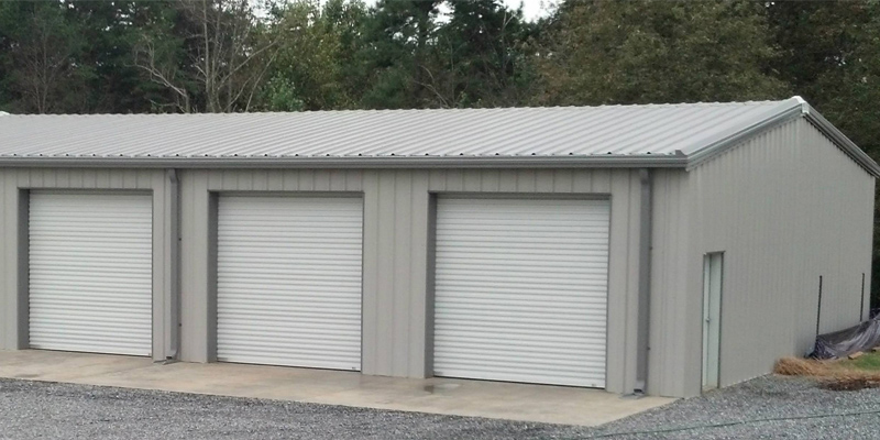 100 foot steel buildings arco steel building systems for 50x100 garage