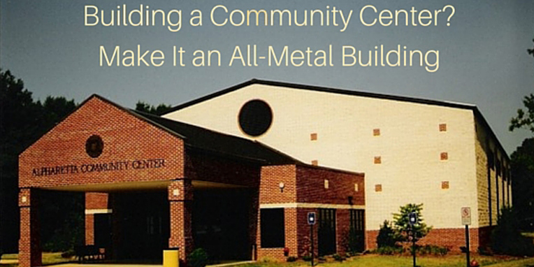 Make It An All Metal Building