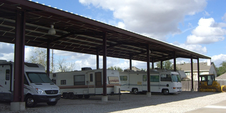 RV/Boat Storage Is A Business Opportunity That Arco Steel Buildings Can  Help Make A