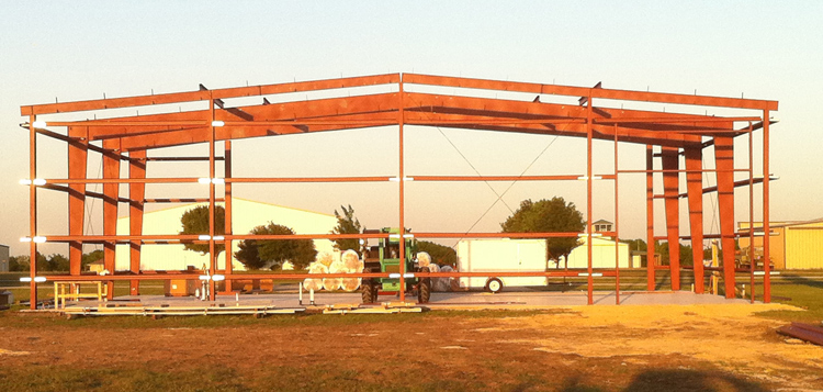 4 reasons to build with steel arco building systems for 10000 square feet building