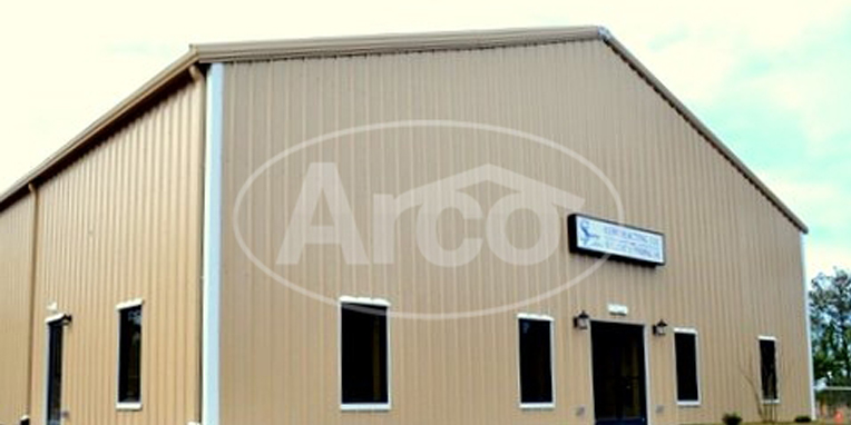 Steel buildings 50 100 best applications for 50x100 garage