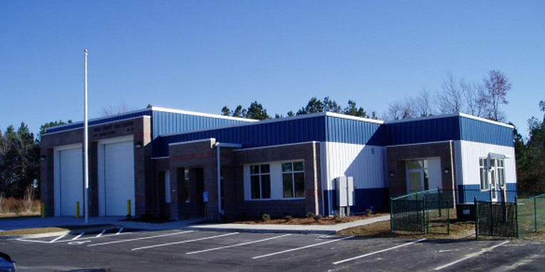 A Metal Fire Station Building Can Exceed Your Expectations