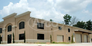100 x 100 steel building-style