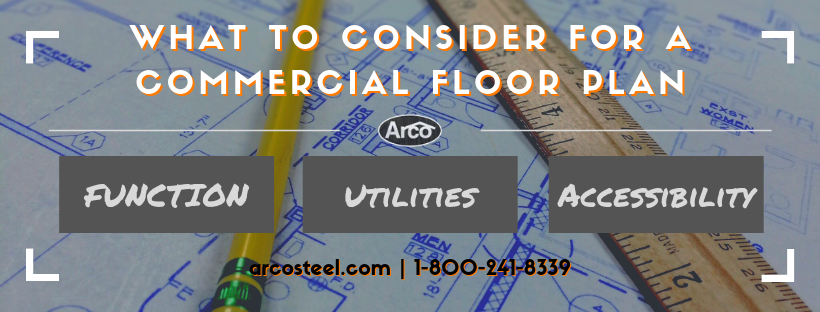 100 x 300 Steel Building_Graphic_Floor Plan