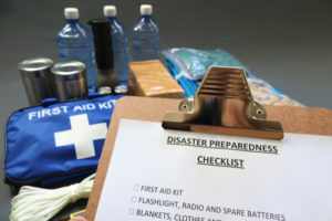 100 x 300 Steel Building_Disaster Checklist