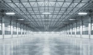 100x100 Steel Building_Clear Span Building