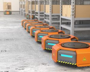 100 x 300 steel building_Amazon fulfillment center equipment